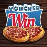 Win $100 Domino's Vouchers