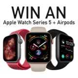 Win an Apple Watch Series 5