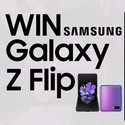 Win a Samsung Galaxy Flip